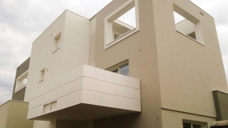 15 le serre blocco D-realizzazione complesso residenziale