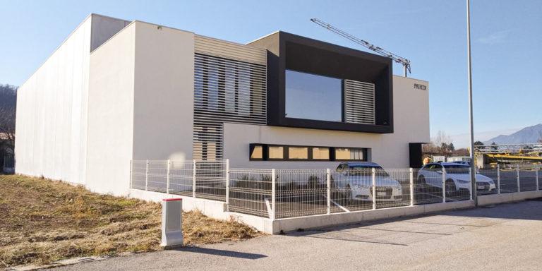 14 patrix-realizzazione capannone con blocco uffici